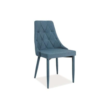 Scaun dining denim Trix